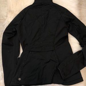 Size 4 reflective lululemon jacket